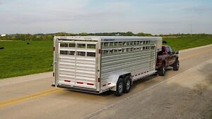 Livestock trucking and other hauling