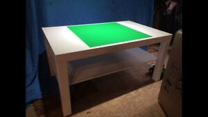 New lego table