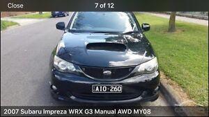 Subaru wrx 2007 Campbellfield Hume Area Preview