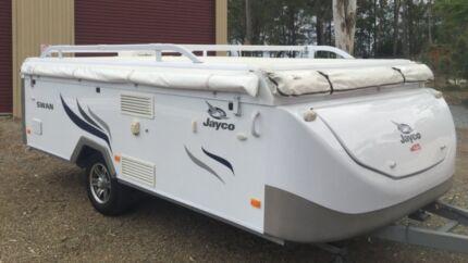 Brand New Jayco Swan 2016