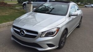 Mercedes cla full warranty low km no accidents