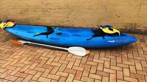 Mission Surge Double Kayak Seaforth Manly Area Preview