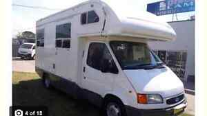 Ford transit winnebago 1999 Brisbane City Brisbane North West Preview