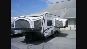 Travel trailer for rent