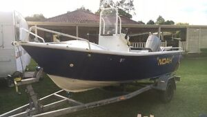 4.3 center console fishing boat registered Maryland Newcastle Area Preview