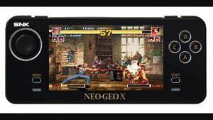 Looking for Neo geo X