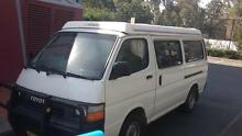 1991 Toyota HiAce Pop Top Campervan, very good condition. Cairns Cairns City Preview