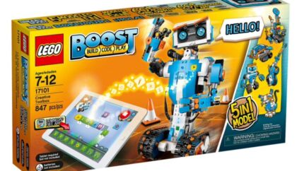 Brand New LEGO 17101 BOOST Creative Toolbox