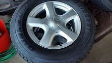 17 inch Alloys and Tyres Dmax Rodeo Morningside Brisbane South East Preview