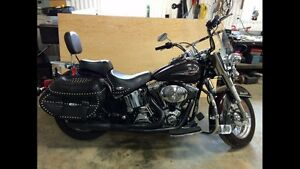 2006 Heritage Softail Classic Financing Avail