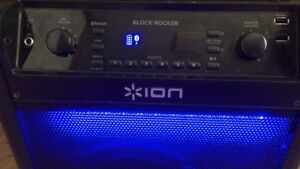 Ion Block Rocker with LED Light Bar and Marr Switch
