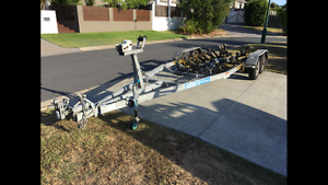 REDCO TANDEM BOAT TRAILER Manly West Brisbane South East Preview