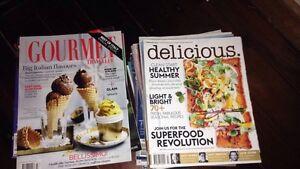Delicious & Gourmet Traveller magazines Mudgee Mudgee Area Preview