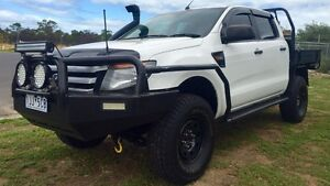 2012 Ford Ranger PX XL Dual Cab 3.2 litre Turbo Diesel Hoppers Crossing Wyndham Area Preview