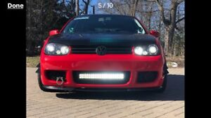 Hood for VW mk4 golf
