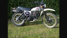 Xt500. Tt500. Yamaha. Wanted. Newcastle Newcastle Area Preview
