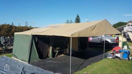 GIC 18ft Camper Trailer