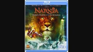 Wanted - The Chronicles of Narnia Movies on Bluray