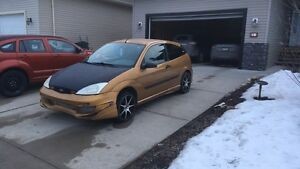 2001 Ford Focus For Trade