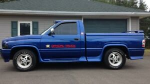 1996 Ram Indy pace truck