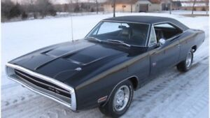Wanted 1970 Dodge Charger - please read even if not interested