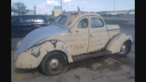"""Looking for pre 40""""s ford coupe"""