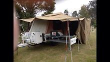 Off road hard top cub camper Exmouth Exmouth Area Preview
