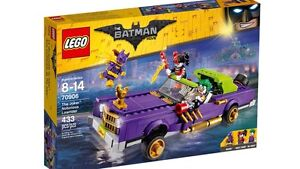 Brand new Lego 70906 The Batman movie Ryde Ryde Area Preview