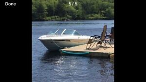 2001 bowrider 18ft. NO REASONABLE OFFER REFUSED