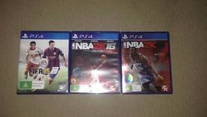 PS4 Sports Game Bundle North Brighton Holdfast Bay Preview