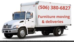 Movers and deliveries. 380-6827 cheap rates