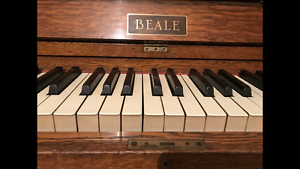 Beale upright piano Bacchus Marsh Moorabool Area Preview