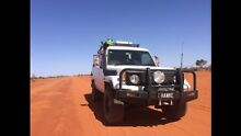 Toyota Landcruiser Troopy HZJ75 1HZ One Mile Ipswich City Preview