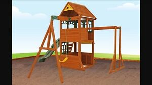 Kids climbing frame - unopened in boxes Stuarts Point Kempsey Area Preview