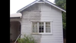 Now offing 40% OFF pressure washing !!!