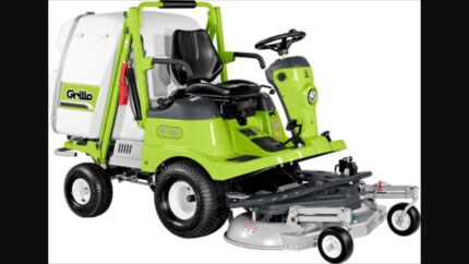 PRICE SLASHED - Ride on Mower Grillo FD450 Clear Mountain Pine Rivers Area Preview