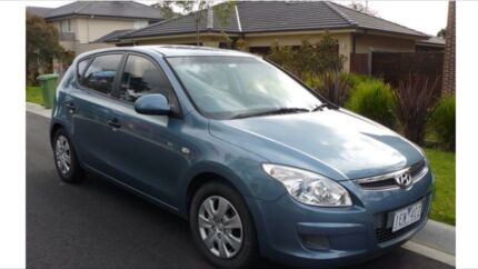 2008 Hyundai i30 SX Manual with low kms for sale. Croydon Maroondah Area Preview