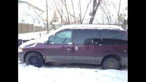 1999 Dodge Van