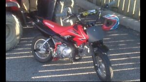 Mint condition 09 crf50