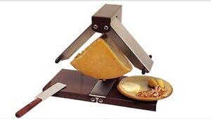 Gril pour raclette breziere
