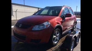 2007 Suzuki SX4 (Part Out Only)