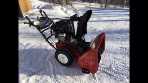 Souffleuse à neige Toro Power Max HD 926 OXE