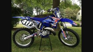 Looking for YZ 125 or CR 125