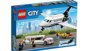 Brand new LEGO City 60102 Ryde Ryde Area Preview