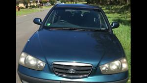 2002 Hyundai Elantra Port Macquarie Port Macquarie City Preview