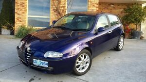"""2002 Alfa Romeo """"Twin Spark"""" 5DR Hatchback Bellerive Clarence Area Preview"""