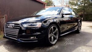 Audi S4 2014 Supercharged