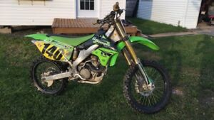 Kx250f end of season sale 2700$!!