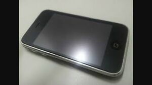 iPhone 3GS 32gb with case