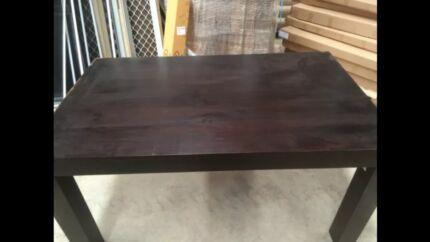 6 seater mango wood dining table.  Bass Hill Bankstown Area Preview